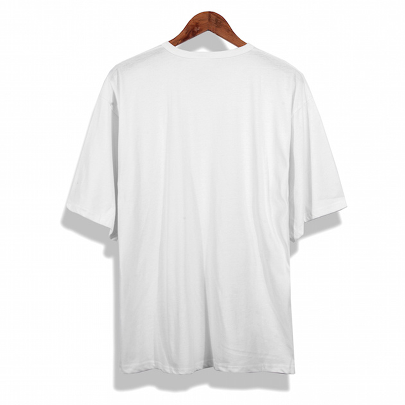 Oversize Absofuckinlutely White Unisex T-Shirt