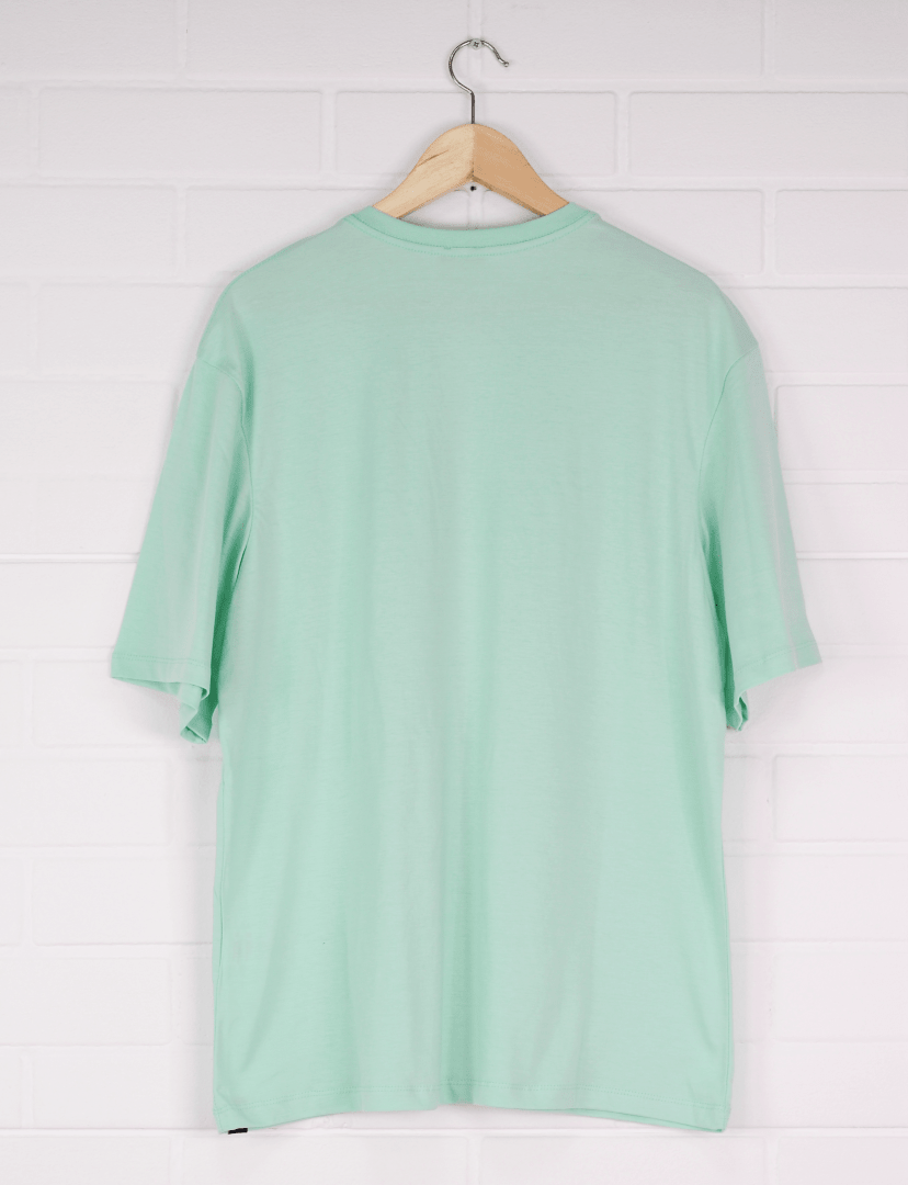 Oversize Basic Mint Green Unisex T-Shirt