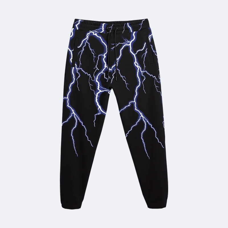 Shout Lightning Unisex Jogger Pantolon
